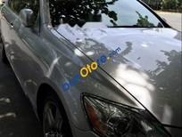 Bán gấp Lexus GS 350 đời 2007, màu bạc, nhập khẩu