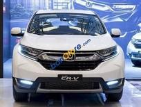 Bán Honda CR V L sản xuất năm 2019, màu trắng, nhập khẩu