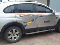 Bán xe cũ Chevrolet Captiva sản xuất năm 2008, màu bạc