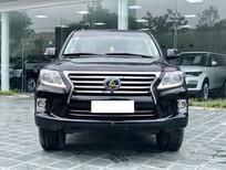 Cần bán Lexus LX 570 năm sản xuất 2014, màu đen, xe nhập