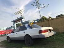 Bán Toyota Cressida 1996, màu trắng, máy ngon, điều hòa mát, nội thất nỉ nhung nguyên bản