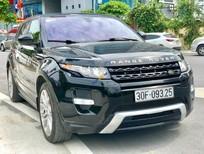 Bán xe LandRover Range Rover Evoque năm sản xuất 2014, màu đen, nhập khẩu