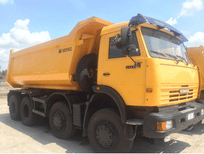 Kamaz nhập khẩu 4 chân (16 tấn)