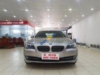 Bán xe cũ BMW 5 Series 520i 2012, màu kem (be), nhập khẩu