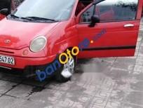 Cần bán lại xe Daewoo Matiz SE năm 2007, màu đỏ, 76 triệu