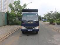 Bán xe tải JAC 2 tấn 4 kèo bạt ga cơ 2017 giá tốt tại Bình Dương