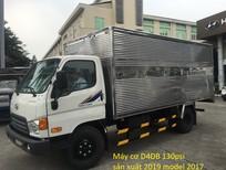 Bán xe tải 8 tấn New Mighty 2017 sản xuất 2019, máy cơ