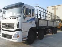 Bán xe tải Dongfeng Trường Giang 4 chân 18.7 tấn, 19.1 tấn, hỗ trợ trả góp giá rẻ nhất