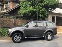 Cần bán Mitsubishi Pajero Sport MT 2017, màu nâu
