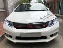 Cần bán lại xe Honda Civic 2.0 2012, màu trắng, full đồ chơi