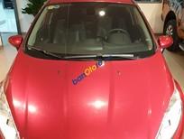 Cần bán Ford Fiesta Ecoboost 1.0L năm sản xuất 2014, màu đỏ, giá chỉ 455 triệu