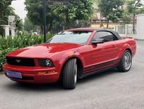 Cần bán xe Ford Mustang 4.0 V6 sản xuất năm 2008, màu đỏ, nhập khẩu