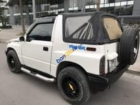Cần bán gấp Chevrolet Tracker sản xuất năm 1991, màu trắng, nhập khẩu nguyên chiếc, 190 triệu