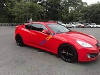 Cần bán gấp Hyundai Genesis Coupe 2.0 Turbo năm sản xuất 2010, màu đỏ, nhập khẩu nguyên chiếc