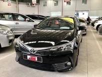 Cần bán xe Toyota Corolla altis 1.8G CVT năm sản xuất 2017, màu đen số tự động