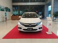 Cần bán xe Honda City L sản xuất 2019, màu trắng, 599 triệu