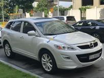 Bán ô tô Mazda CX 9 năm 2012, màu trắng, nhập khẩu nguyên chiếc
