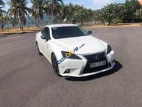Bán xe Lexus IS sản xuất 2009, màu trắng, xe nhập xe gia đình
