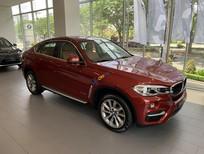 Bán xe BMW X6 xDrive35i năm sản xuất 2018, màu đỏ, nhập khẩu