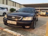 Cần bán xe Ford Mondeo sản xuất 2005, màu đen số tự động