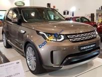 Bán LandRover Discovery sản xuất 2019, màu nâu, nhập khẩu nguyên chiếc