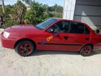 Cần bán lại xe Hyundai Verna năm 2009, màu đỏ, xe nhập như mới