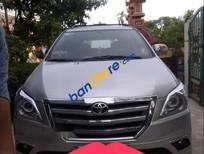 Xe Toyota Innova J năm sản xuất 2008, màu bạc, giá chỉ 268 triệu