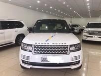 Bán ô tô LandRover Range Rover HSE 3.0 sản xuất 2014, màu trắng, xe nhập