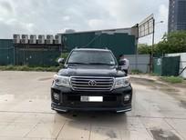 Xe Toyota Land Cruiser VX 2014, màu đen, xe nhập Nhật