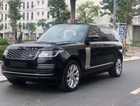 Bán xe LandRover Range Rover Autobiography LWB 2.0L P400E 2021, màu đen, nhập khẩu mới 100%