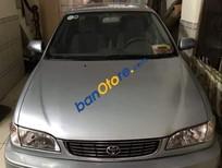 Bán Toyota Corolla XLI 1.6 năm 2001, màu bạc, giá tốt