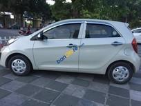 Bán xe Kia Morning Van năm sản xuất 2014, màu kem (be), nhập khẩu