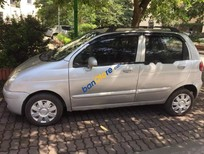 Bán Daewoo Matiz SE năm sản xuất 2005, màu bạc xe gia đình, giá tốt