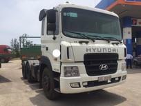 Đầu kéo Hyundai HD700 ga cơ đời 2015 cũ