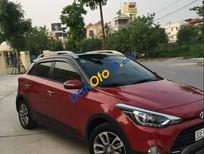 Bán Hyundai i20 Active sản xuất năm 2016, màu đỏ, nhập khẩu nguyên chiếc