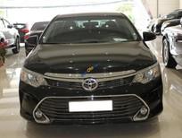 Cần bán Toyota Camry 2.5Q sản xuất năm 2016, màu đen như mới