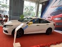 Bán ô tô Honda Civic 1.8 E sản xuất năm 2019, màu trắng, xe nhập