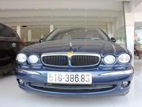 HCM: Jaguar X Type 2.1 V6 AT 2009, màu xanh, xe nhập
