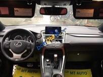 Cần bán xe Lexus NX 200T Fspots sản xuất năm 2015, màu trắng, xe nhập