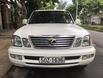 Cần bán gấp Lexus LX 570 sản xuất năm 2005, màu trắng, nhập khẩu