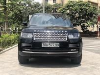 Bán ô tô LandRover Range Rover Autobiography 5.0 đời 2014, màu đen, đăng kí 2015