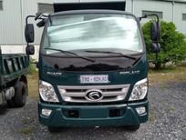 Bán xe ben Thaco Foland FD500. E4 5 tấn, thùng 4 khối Long An, hỗ trợ trả góp chỉ cần trước 30%