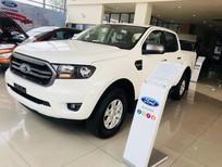 Bán Ford Ranger XLS màu trắng, nhập nguyên chiếc