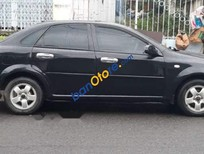 Bán ô tô Daewoo Lacetti năm sản xuất 2008, màu đen