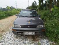Bán Toyota Corolla năm 1992, màu xám, nhập khẩu