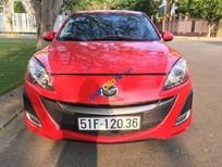 Bán ô tô Mazda 3 sản xuất 2010, màu đỏ, nhập khẩu nguyên chiếc chính chủ