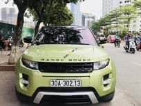 Bán LandRover Range Rover Evoque Dynamic năm 2012, màu xanh lục, nhập khẩu