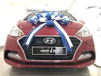 Cần bán Hyundai Grand i10 1.2 MT Base năm sản xuất 2019, màu đỏ