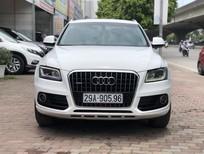 Cần bán gấp Audi Q5 2.0T năm sản xuất 2013, màu trắng, xe nhập