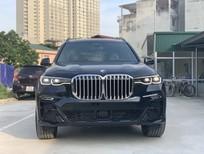 Giao ngay BMW X7 xDrive 40i M-Sport Pakage 2020, màu đen, nhập Mỹ mới 100%